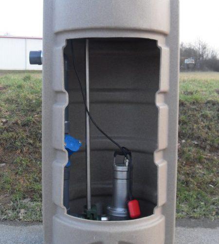 pompe de relevage AECI